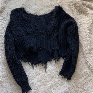 Wildfox palmetto sweater